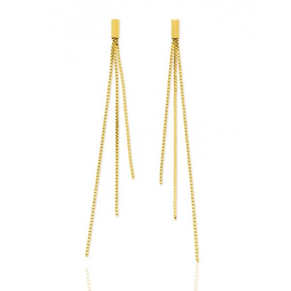 Pendants en or jaune 18 carats pour femme