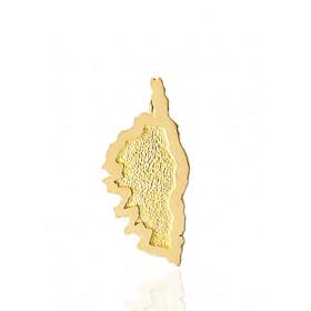 Pendentif en or 18 carats Corse