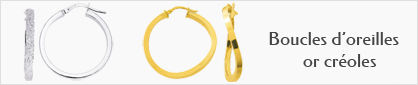 collections de boucles d'oreilles en or pour femmes